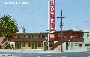 Emeryville Motel, 5425 San Pablo Ave., Oakland, California